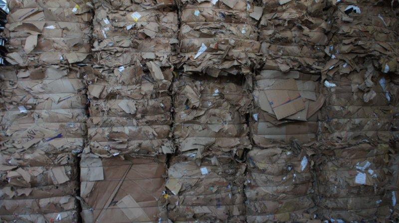 Empresas que compram aparas de papel