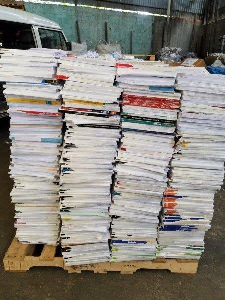 Destruição segura de documentos