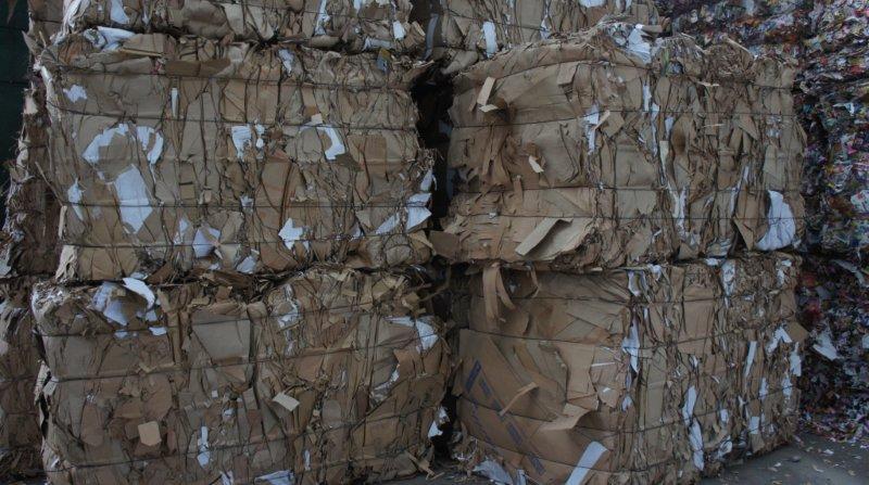 Empresas de aparas de papel