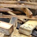 Reciclagem de madeira sp