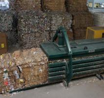 Reciclagem de aparas