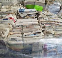 Venda de aparas de papel